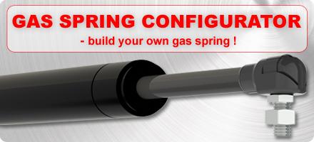 Configurateur de ressort à gaz